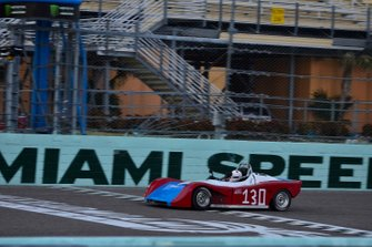 #130 MP4A Spec Racer Ford driven by Gerald Webb and Dave Smith