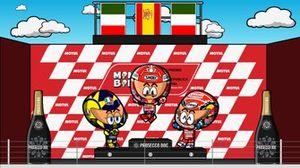 El GP de Argentina de MotoGP, según MiniBikers