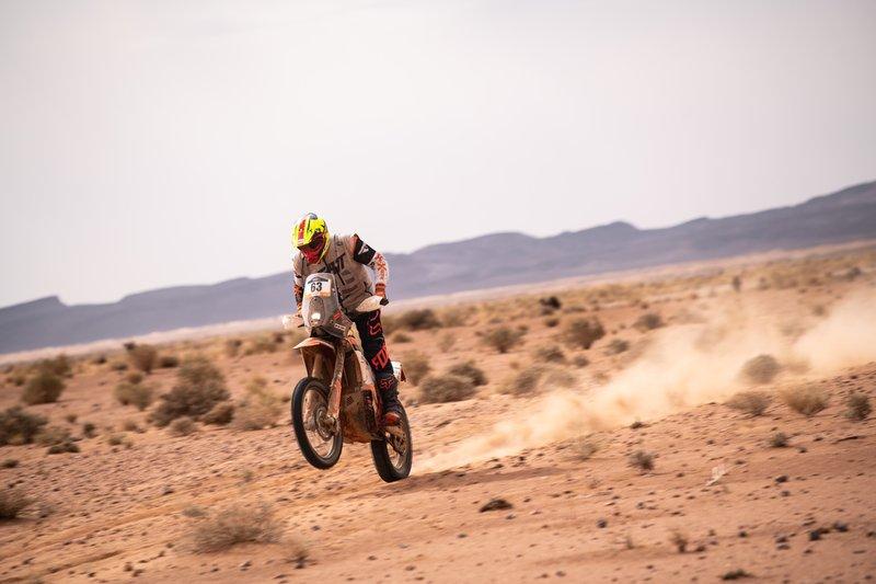 #63 KTM: Robert Gibbon