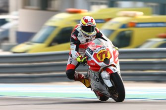 Dominique Aegerter, Forward Racing