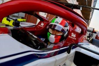 Антонио Джовинацци, Alfa Romeo Racing C38