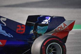 Заднє антикрило Scuderia Toro Rosso STR14