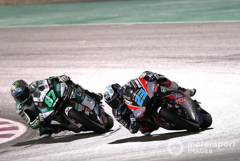 Marcel Schrotter, Intact GP, Remy Remy Gardner, SAG Racing Team