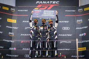 Les Champions ##51 Iron Lynx Ferrari 488 GT3: Alessandro Pier Guidi, Nicklas Nielsen, Côme Ledogar