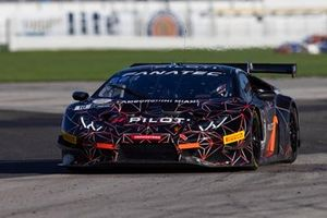 #10 TR3 Racing Lamborghini Huracan GT3: Bill Sweedler, John Megrue, Giacomo Altoe
