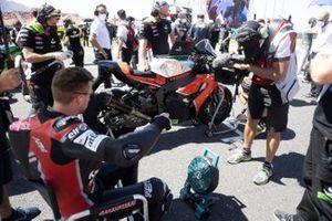 Alex Lowes, Kawasaki Racing Team WorldSBK bike