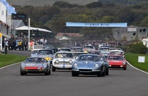Ronnie Hoare Trophy Oliver Bryant Porsche 904 Vincent Gaye Ferrari 275GTB