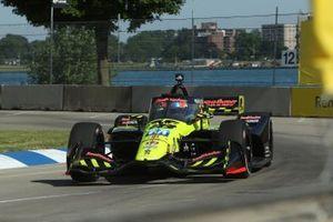 Ed Jones, Dale Coyne Racing con Vasser Sullivan Honda