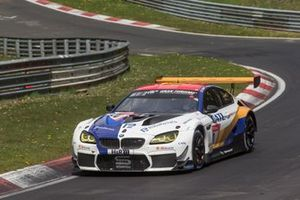 #20 Schubert Motorsport BMW M6 GT3: Jesse Krohn, Jens Klingmann, Stef Dusseldorp