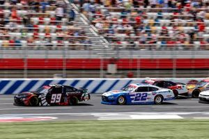 Chase Briscoe, B.J. McLeod Motorsports, Ford Mustang Production Alliance Group, Austin Cindric, Team Penske, Ford Mustang Carquest Auto Parts