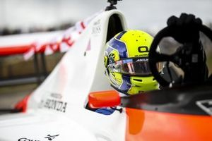 Lando Norris McLaren MP4/5B