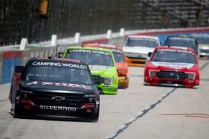 Chase Elliott, GMS Racing, Chevrolet Silverado Adrenaline Shoc