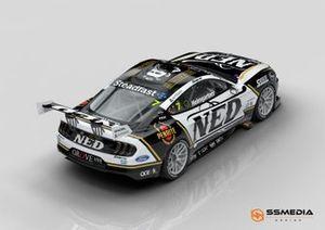Kelly Grove Racing 2022 Gen3 Ford Mustang renders – Andre Heimgartner