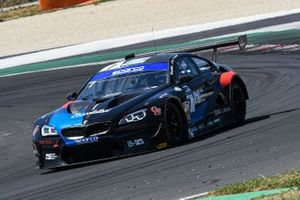#7 BWM Team Italia-Ceccato Motors Racing, BMW M6 GT3: Stefano Comandini, Marius Zug