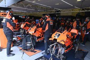 KTM Tech3 bikes