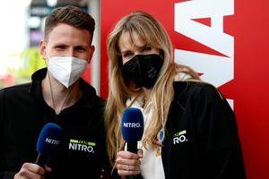 Nico Menzel und Eve Scheer