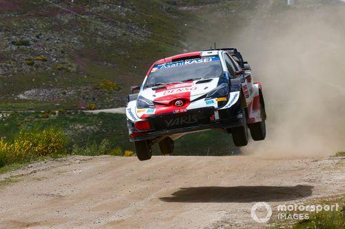 Rally van Portugal