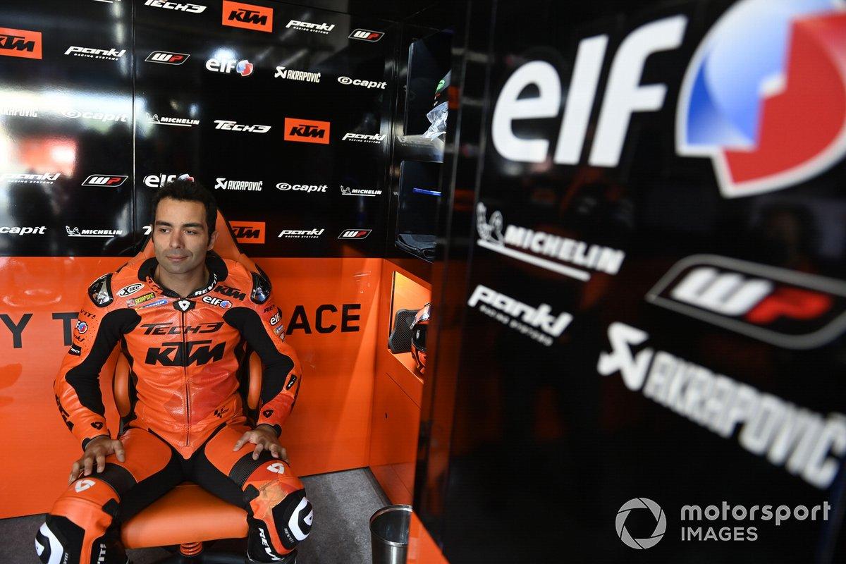 Danilo Petrucci, KTM Tech3