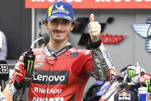 Третье место – Франческо Баньяя, Ducati Team