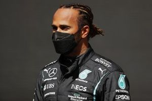 Lewis Hamilton, Mercedes, after Qualifying