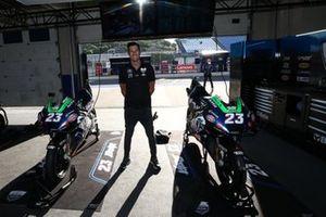 Ruben Xaus, Esponsorama Racing