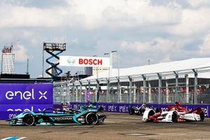 Mitch Evans, Jaguar Racing, Jaguar I-TYPE 5, Sergio Sette Camara, Dragon Penske Autosport, Penske EV-5