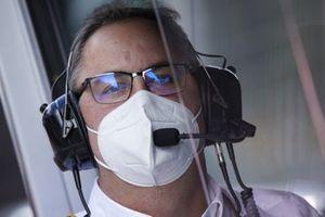Ron Meadows, sportief directeur, Mercedes AMG