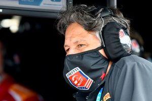 Michael Andretti, Andretti Herta-Haupert w/Marco & Curb-Agajanian Honda