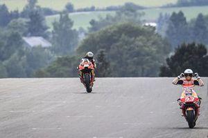 Marc Marquez, Repsol Honda Team, remporte la course