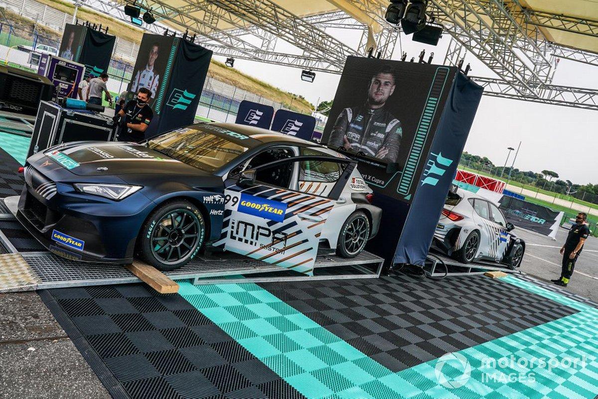 Zengő Motorsport X CUPRA, Cupra e-Racer