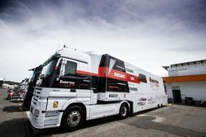 Barni Racing Team, race truck