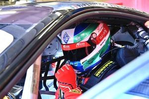 #88 AF Corse, Ferrari 488 GTE Evo: Alessio Rovera