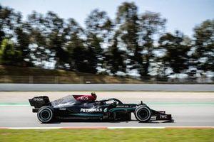 Valtteri Bottas, Mercedes W12