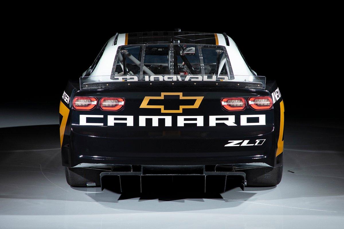Nascar Next Gen Chevrolet Camaro