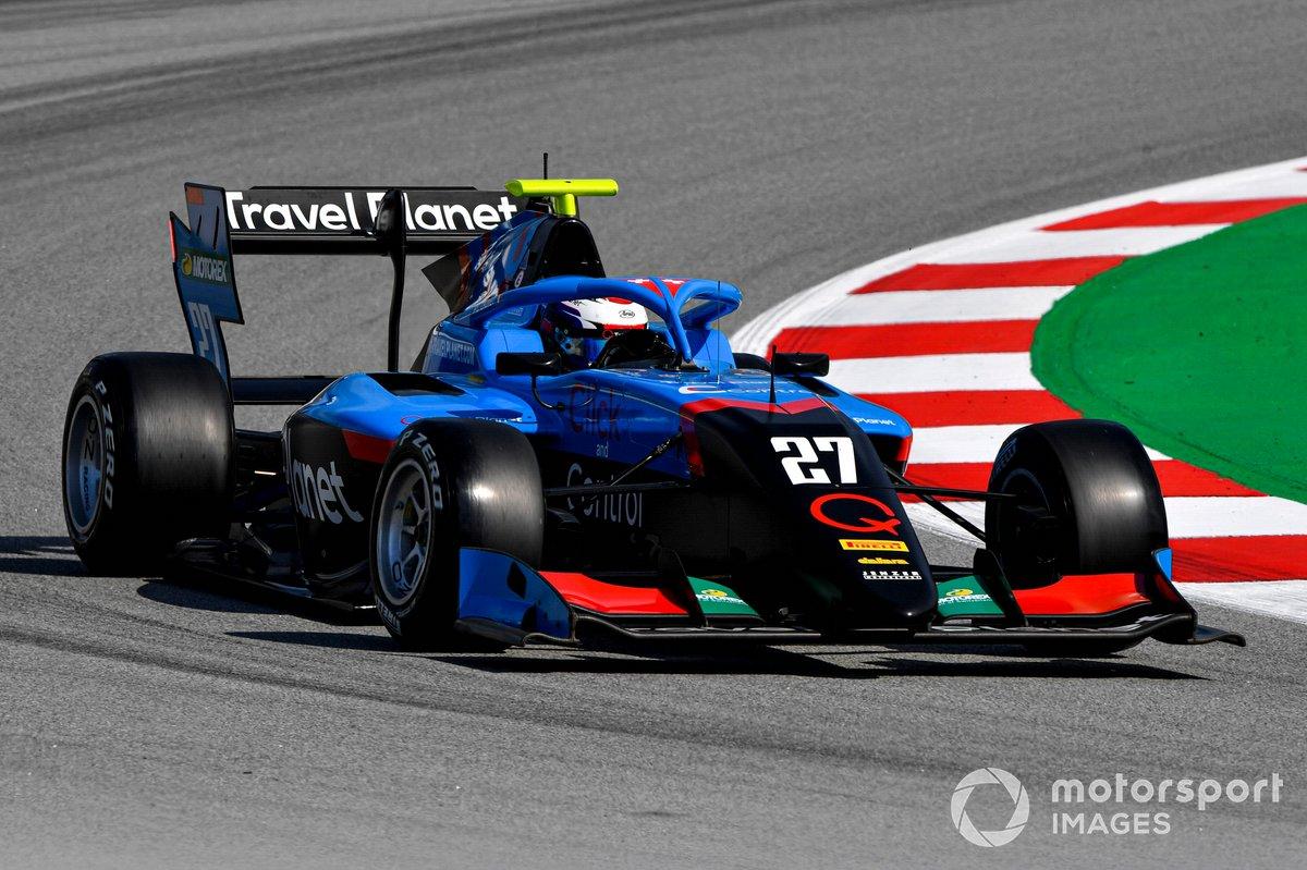 Pierre-Louis Chovet, Jenzer Motorsport