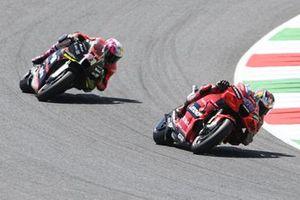 Jack Miller, Ducati Team, Aleix Espargaro, Aprilia Racing Team Gresini