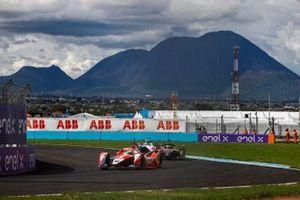 Alexander Sims, Mahindra Racing, M7Electro, Antonio Felix da Costa, DS Techeetah, DS E-Tense FE21