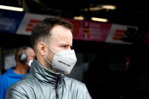 #8 Mercedes-AMG Team GetSpeed Mercedes-AMG GT3: Jules Gounon