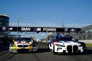 #1 ROWE Racing BMW M6 GT3: Nick Catsburg, John Edwards, Philipp Eng, Nick Yelloly et la BMW M4 GT3