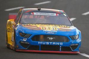 Ryan Blaney, Team Penske, Ford Mustang BodyArmor EDGE