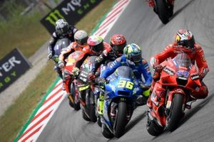 Jack Miller, Ducati Team, Joan Mir, Team Suzuki MotoGP