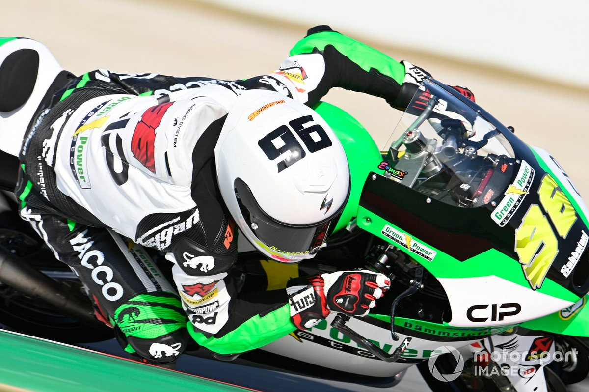 Daniel Holgado, CIP Green Power