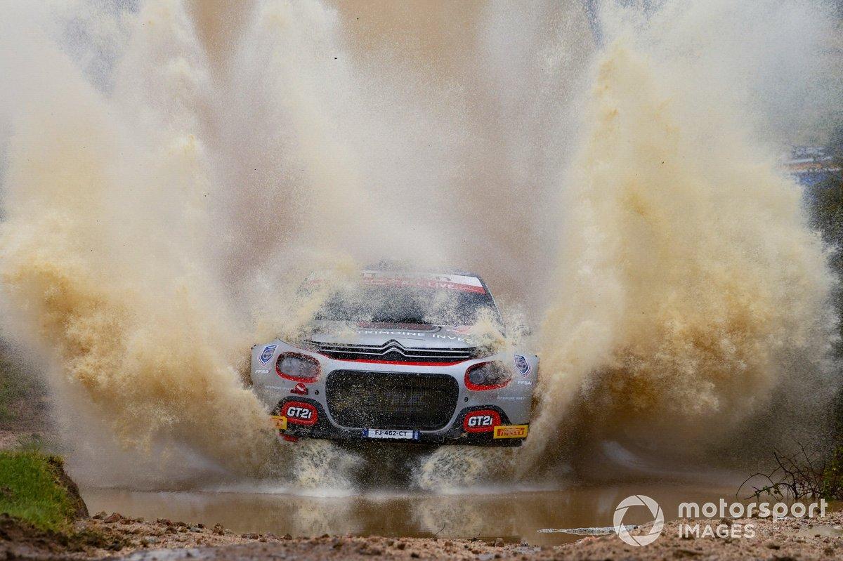 Yohan Rossel, Benoît Fulcrand, PH-Sport Citroën C3 Rally2