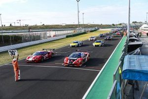 La griglia i partenza di Gara1