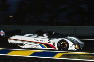 #6 Peugeot Talbot Sport, Peugeot 905: Philippe Alliot, Jean-Pierre Jabouille, Mauro Baldi