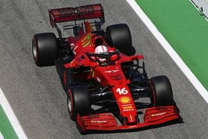 Charles Leclerc, Ferrari SF21