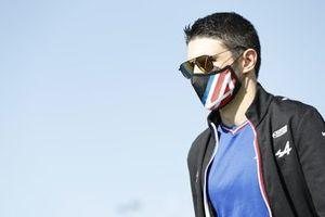 Esteban Ocon, Alpine F1