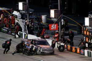 Corey Heim, Kyle Busch Motorsports, Toyota Tundra JBL