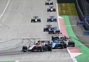 Roman Stanek, Hitech Grand Prix, Tijmen Van Der Helm, MP Motorsport