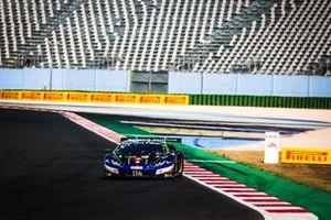 #114 Emil Frey Racing Lamborghini Huracan GT3 Evo: Konsta Lappalainen, Jack Aitken